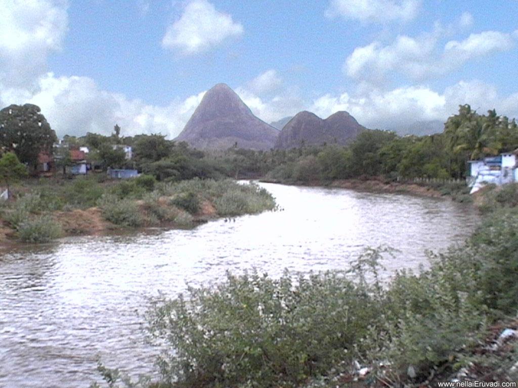 nellai eruvadi nambi river and monsoon photos